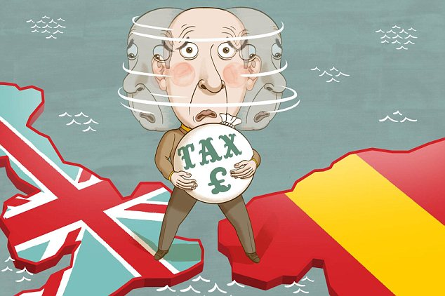 Tax in Spain and the UK