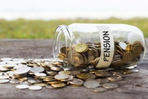 Yes, your pension is in danger