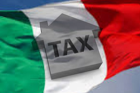 taxation on overseas rental property for Italian residents