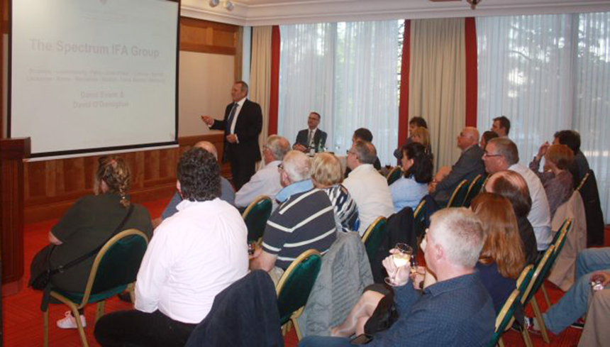 Pension Presentation in Luxembourg