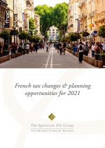 The Spectrum IFA Group Tax Guide to France 2021